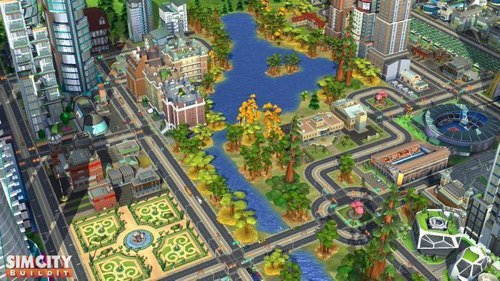 《模擬城市:我是市長》(SimCity BuildIt)
