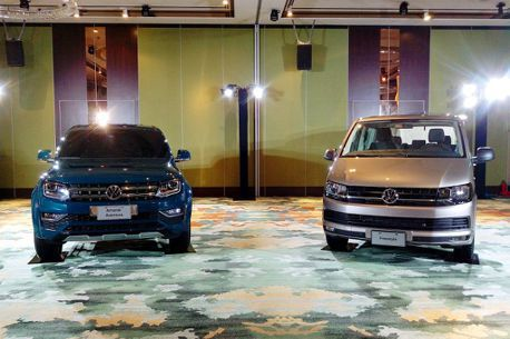 T6.1再等等!福斯商旅宣布新年式Amarok V6 Aventura、Freestyle即刻開賣