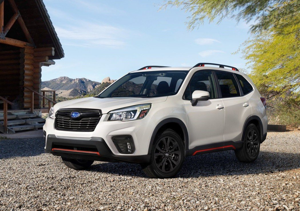 Subaru Forester。 摘自Subaru