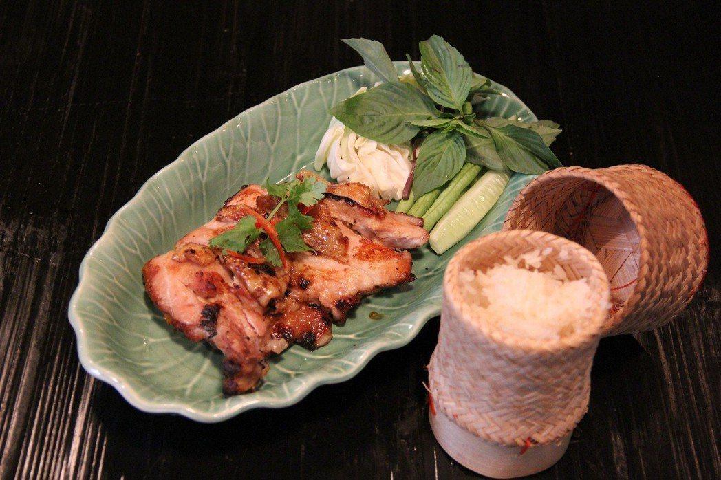 魅惑暹羅味 - 烤雞。