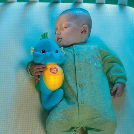 蝦皮購物兒童節前針對3個月以上寶寶首推「陪伴入睡最佳良伴:聲光安撫海馬」。 蝦皮...