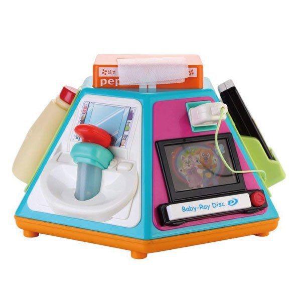 蝦皮購物推薦「網路超人氣:People多功能七面遊戲機」,給家中有8個月以上孩童...