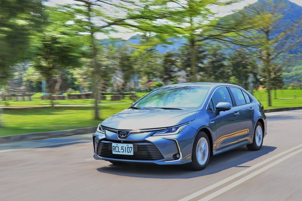 Corolla Altis是TOYOTA國產車中首度導入TNGA模組化底盤。 記...