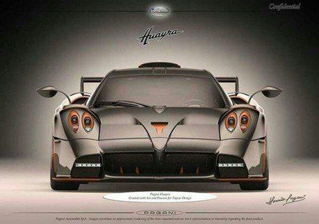史上最強的Pagani超跑 Huayra Dragon將限量打造五台