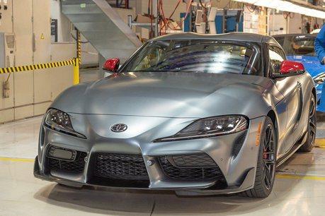 六千萬元Toyota Supra製造完成!美國暑期開始交車