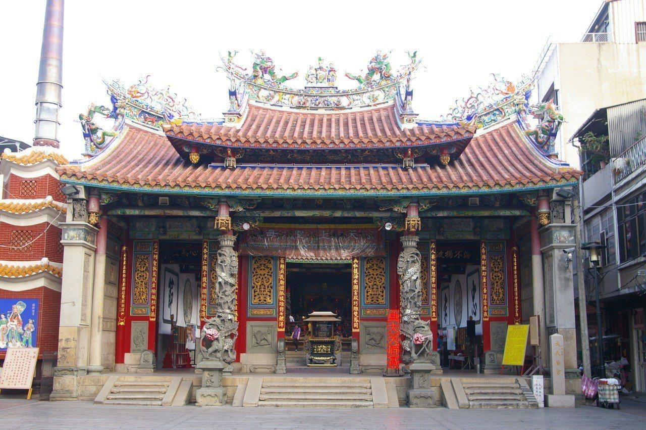 全台祀典台南大天后宮是台灣第一座官建官祀的媽祖廟,也是唯一列入官方春秋祭典的媽祖...