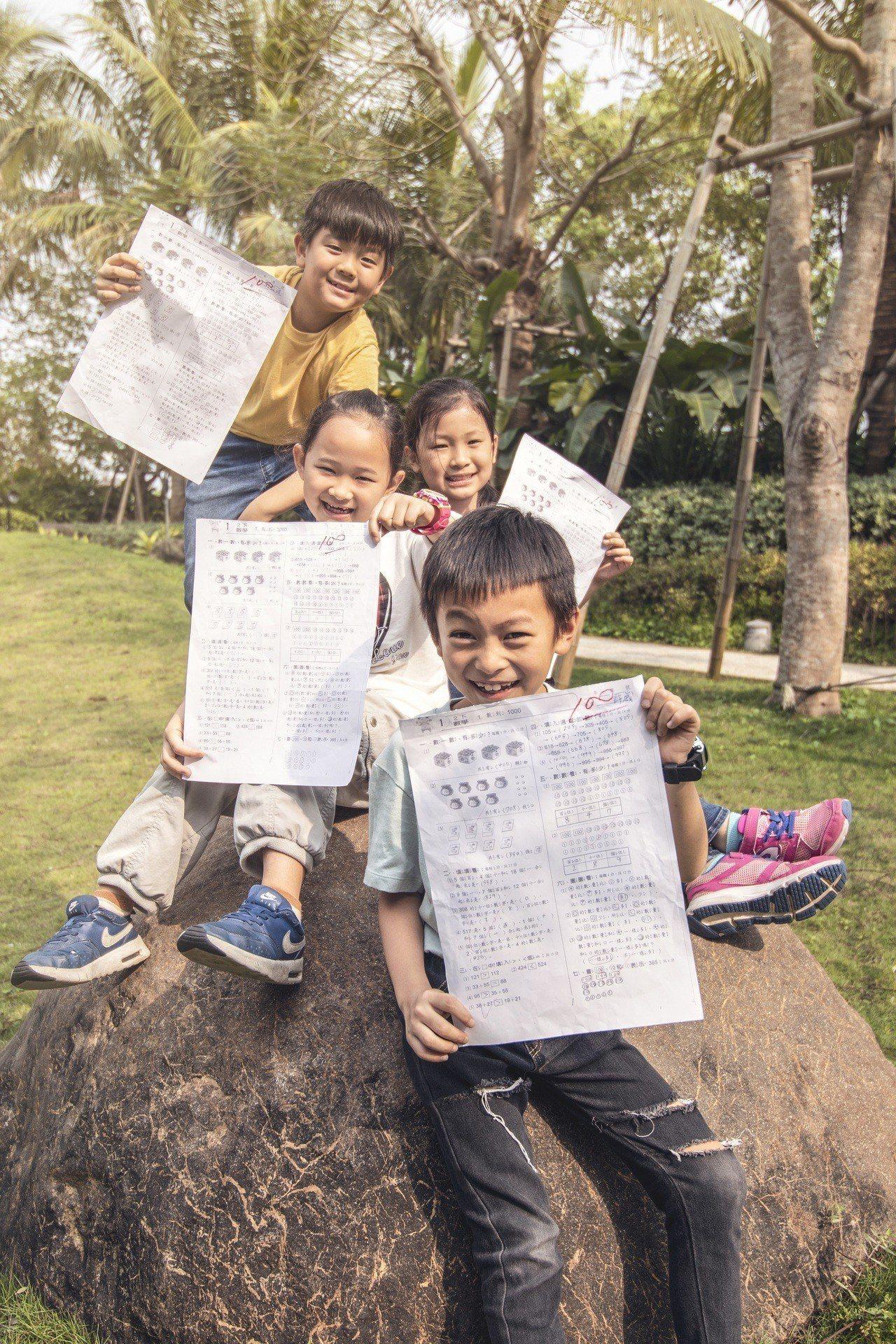 台南大皇冠假日酒店推兒童節優惠活動。 圖/台南大皇冠假日酒店