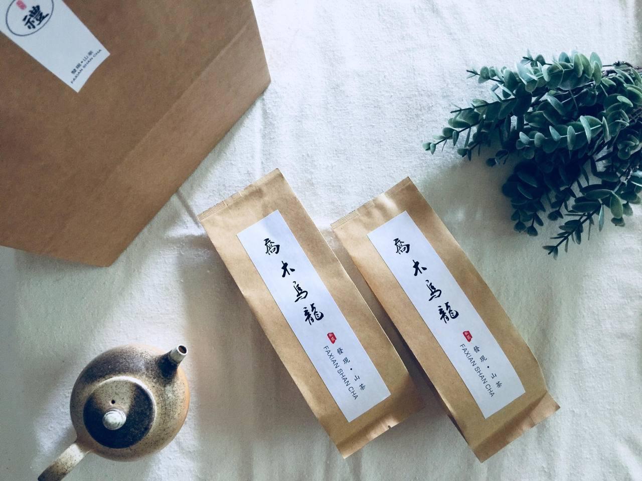 MLD Select生活選物店,六龜發現山茶。圖/微風提供