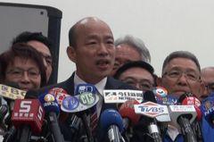 見中聯辦遭批評 韓國瑜:市長哪有權賣台