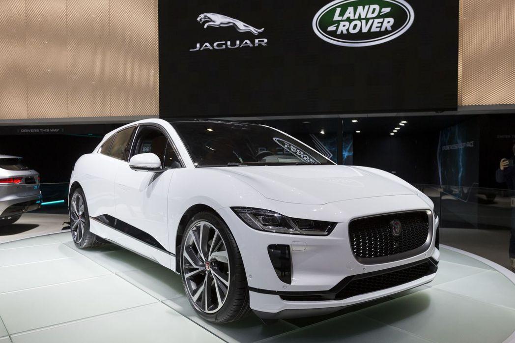 圖為Jaguar I-Pace,與本則新聞內容無關。美聯社