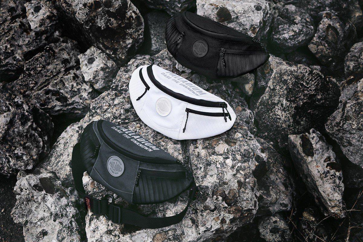 4月3日至4月23日7-ELEVEN推出法國經典軍靴品牌PALLADIUM精品加...