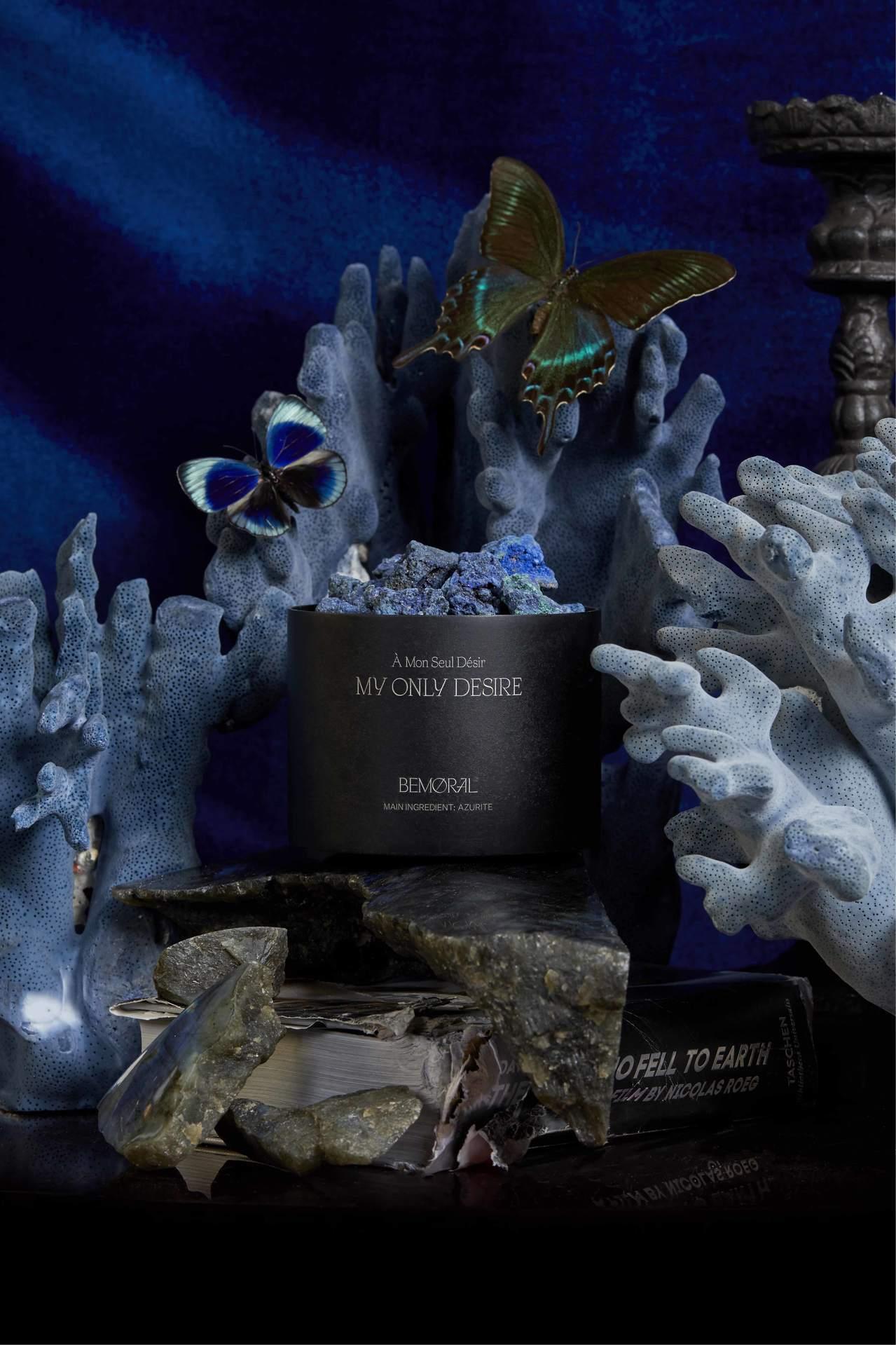 我唯一的慾望 MY ONLY DESIRE_藍銅礦15ml/ 售價9,800元。...