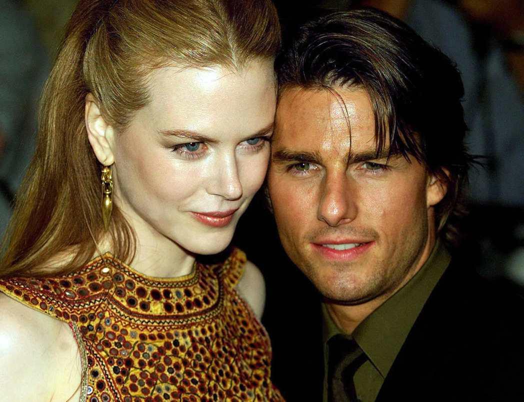 湯姆克魯斯與妮可基嫚昔日甜蜜已成過去,離婚後徹底分道揚鑣。圖/路透資料照片