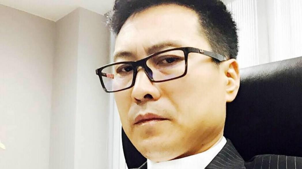 香港成報老闆谷卓恆。 圖/取自香港01