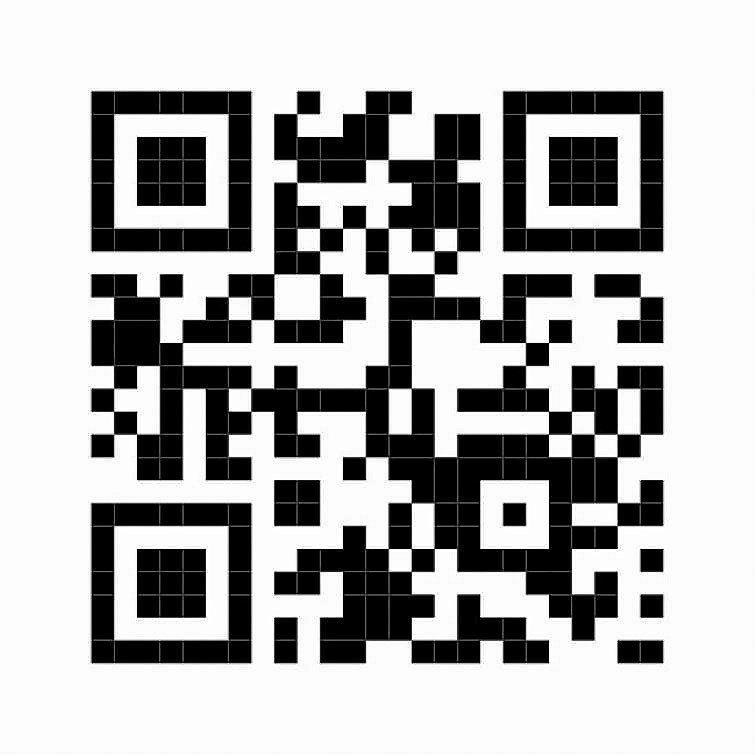 快速入場網路登錄QR code。 大會/提供