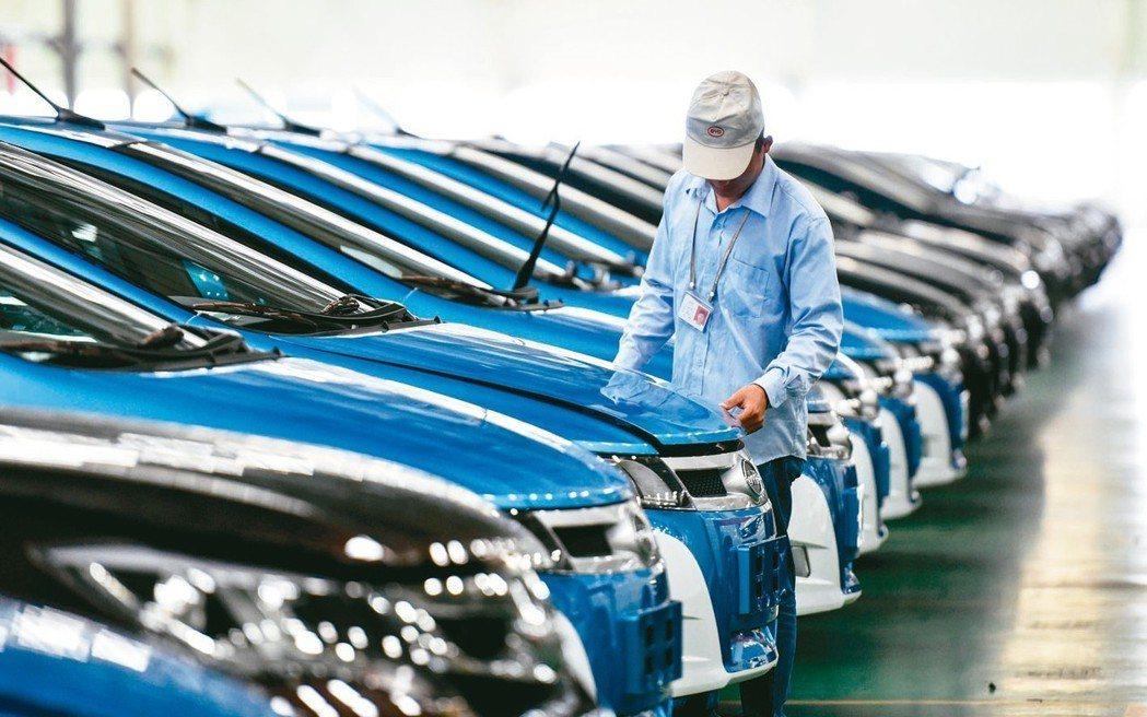 大陸去年被投訴的汽車品牌第一名是比亞迪,被投訴量高達649件。 本報系資料庫