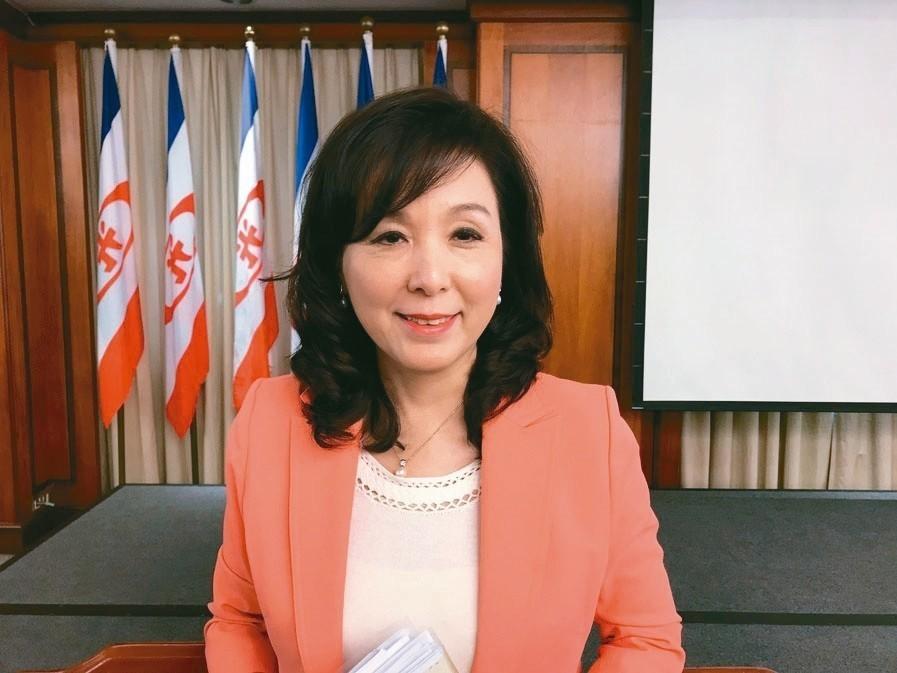 新光金控副董事長李紀珠。聯合報系資料照/記者陳怡慈攝影