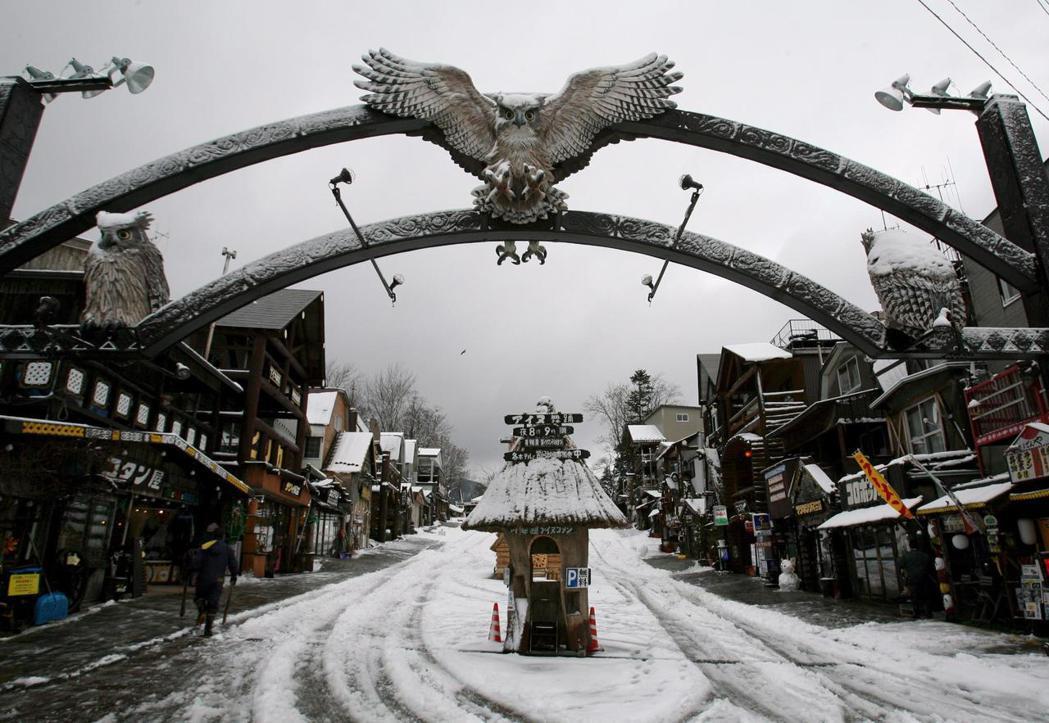 「如何讓愛努人有尊嚴地生活?」圖為北海道東部的阿寒町愛努村落。 圖/歐新社