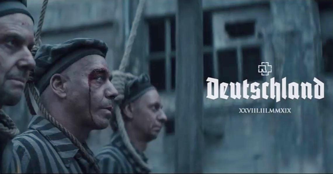用「猶太大屠殺」來唱搖滾樂?德國搖滾界的工業金屬傳奇「雷姆斯汀」(Rammste...