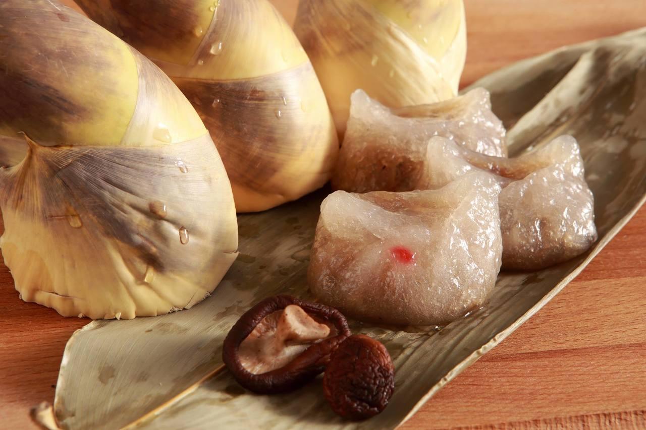 「克林台包」的水晶餃。圖/克林台包提供