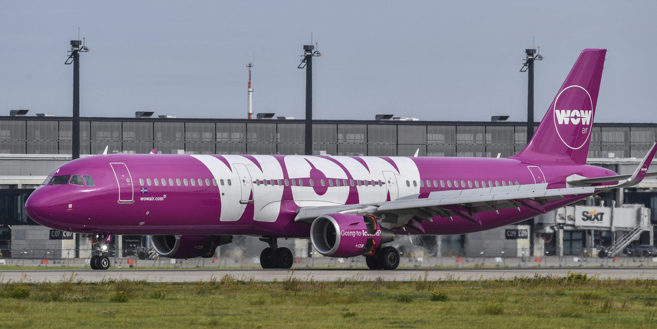冰島廉價航空沃奧航空公司(WOW Air)今天表示,已停止營運並取消所有航班。受...