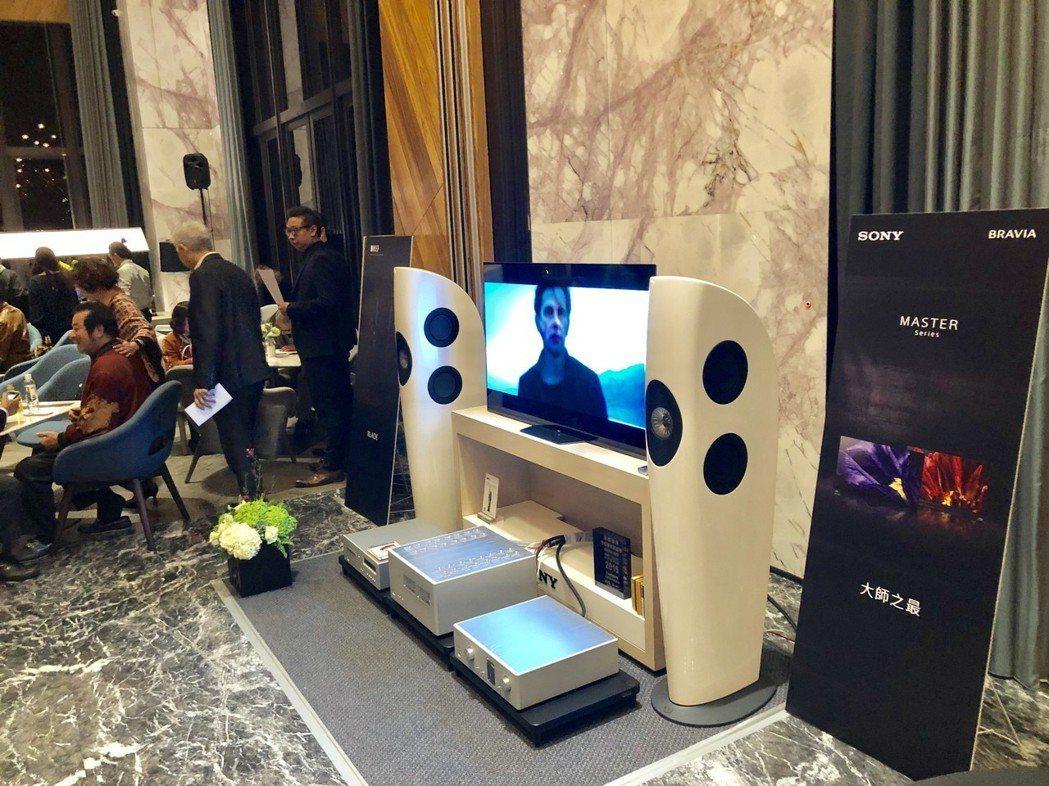 SONY、KEF視聽劇院組合及義大利頂級香氛品牌Fornasetti全台首發,讓...