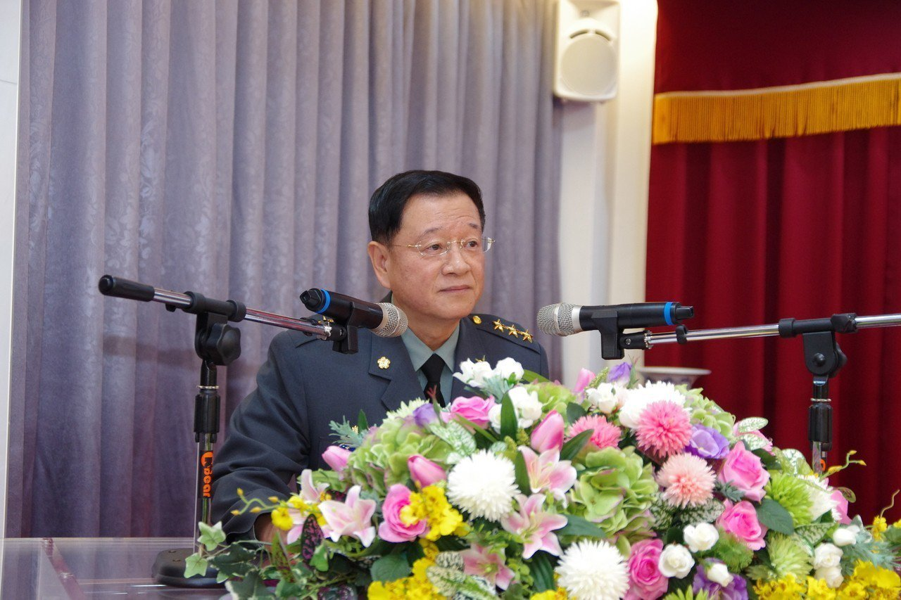 陸軍司令部司令王信龍,接任國防大學校長。圖/國防部提供