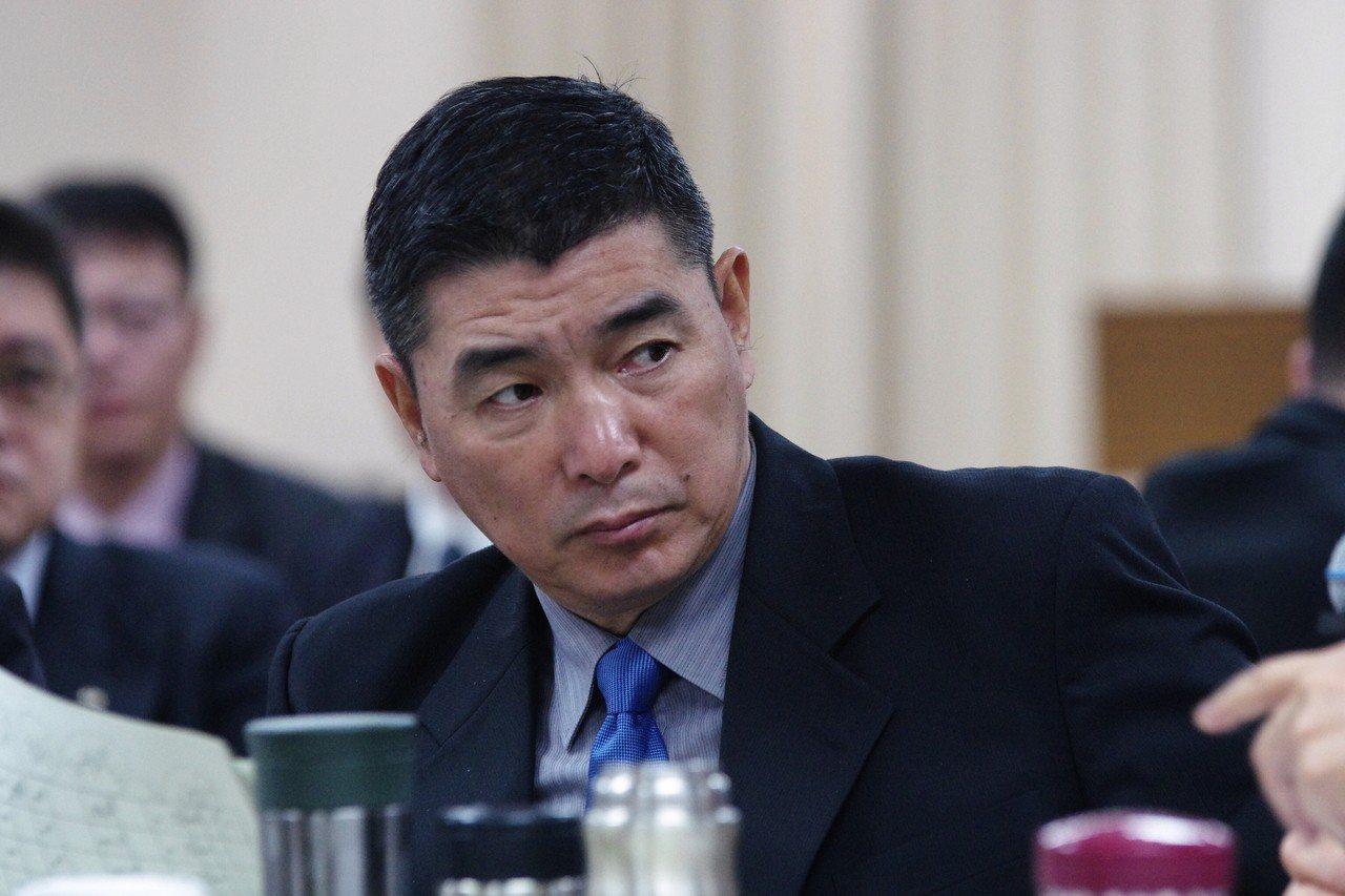 參謀本部副總長執行官陳寶餘上將,調任陸軍司令。圖/軍聞社提供