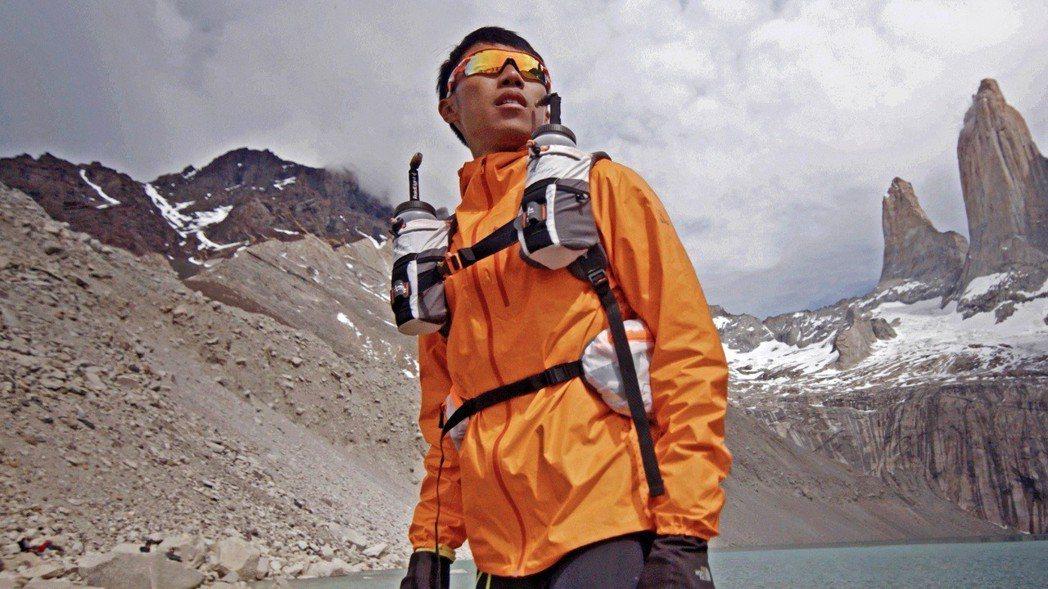 馬拉松好手陳彥博的紀錄片「出發」即將正式上映。圖/牽猴子提供
