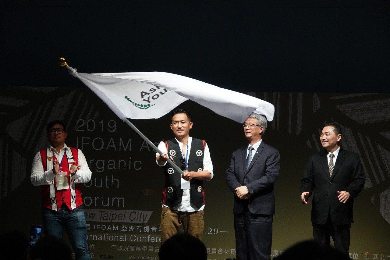 新北市與IFOAM Asia合作,在今日舉辦全台首次的國際研討會,並邀請多位來自...
