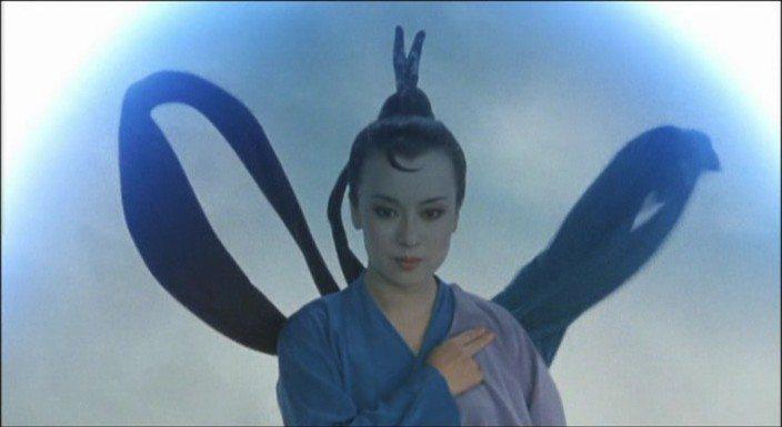 翁倩玉上一次拍華語片已是36年前「新蜀山劍俠」。圖/摘自HKMDB