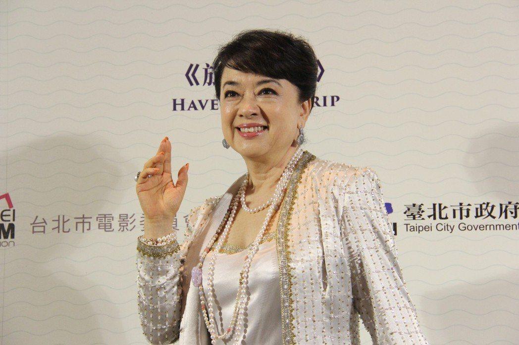 翁倩玉即將在台灣拍攝新電影。圖/台北市電影委員會提供