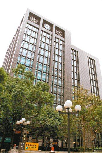圖為元大金控大樓。 聯合報系資料照片