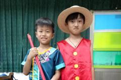 台史博兒童節免票 聽「兩隻老虎」變「一隻小黃蝶」