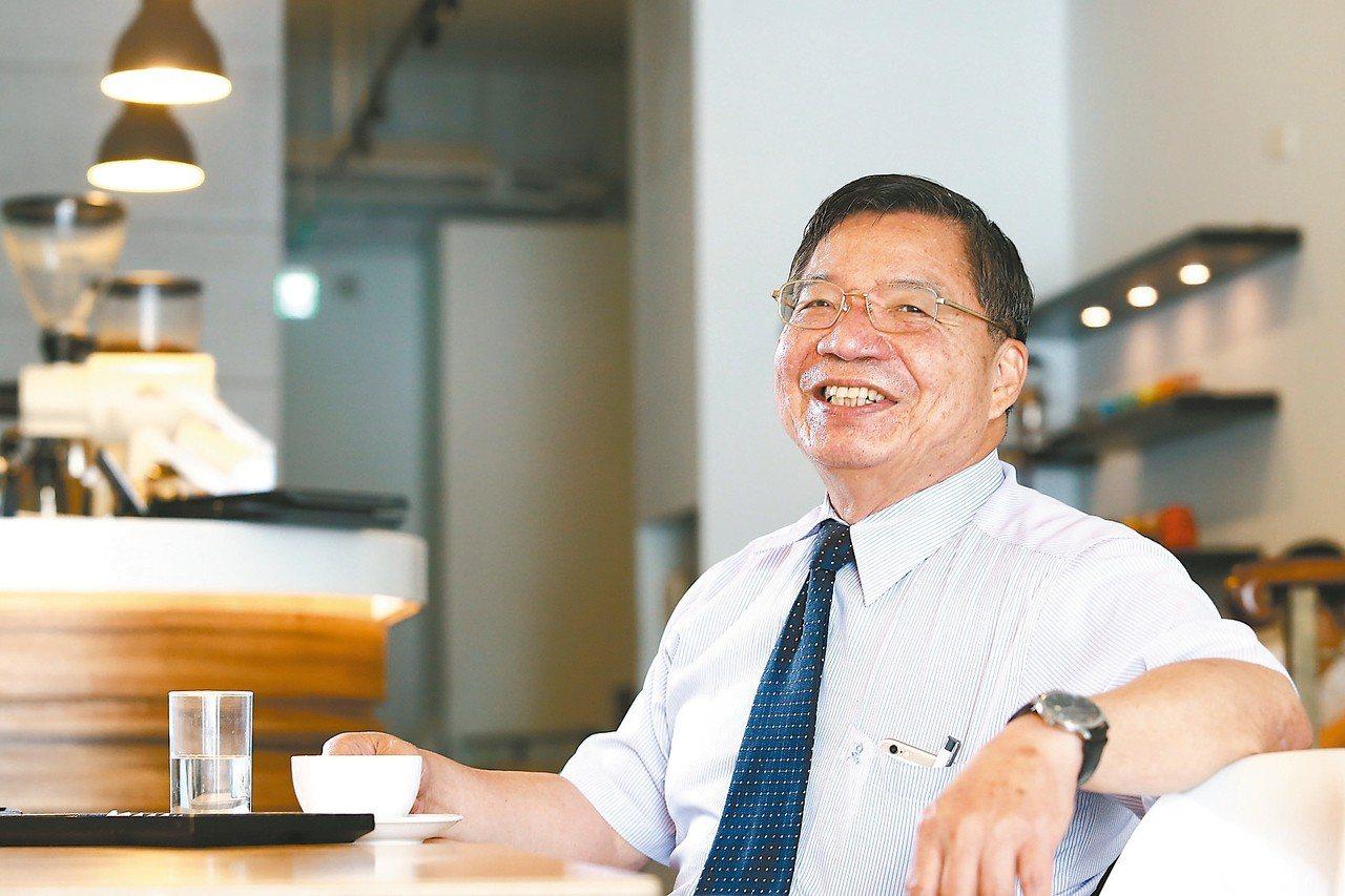 乳癌防治基金會董事長張金堅。 圖/聯合報系資料照片