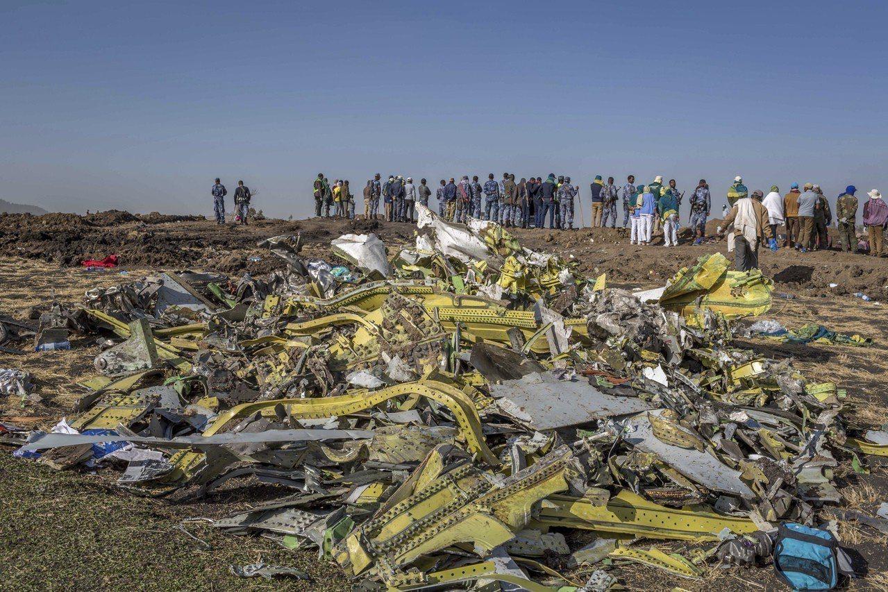 衣索比亞調查人員在今天的報告中表示,衣索比亞航空(Ethiopian Airli...