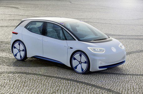 售價與Golf差不多? Volkswagen I.D.電動掀背五月預購起跑!