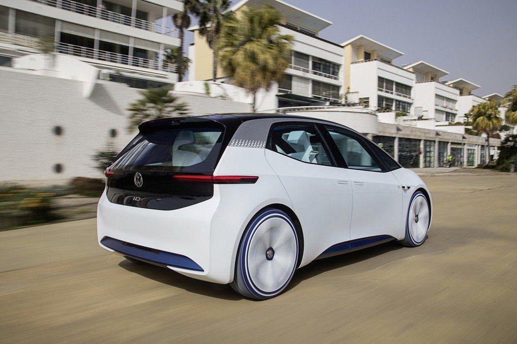 全新Volkswagen ID. Hatchback預計會有介於330km至55...