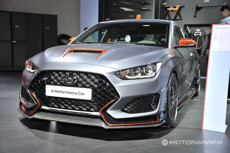 多達45種部件的全新Hyundai N Performance套件。 摘自Mot...