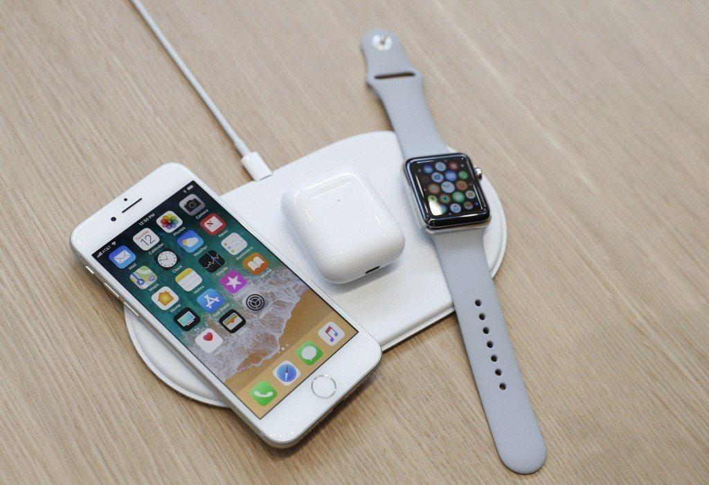 蘋果取消無線充電板AirPower計畫,一度引發市場憂心,IHS Markit對...