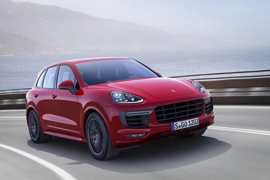 Porsche Cayenne也要E化了? 傳將推出純電車款