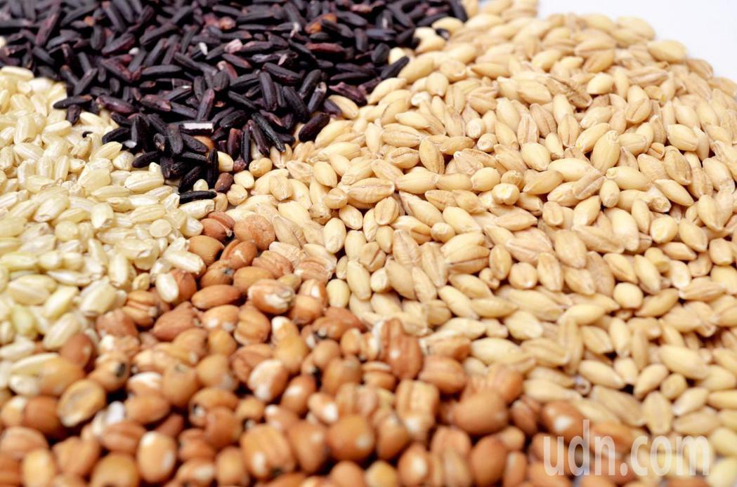 穀物。本報資料照片