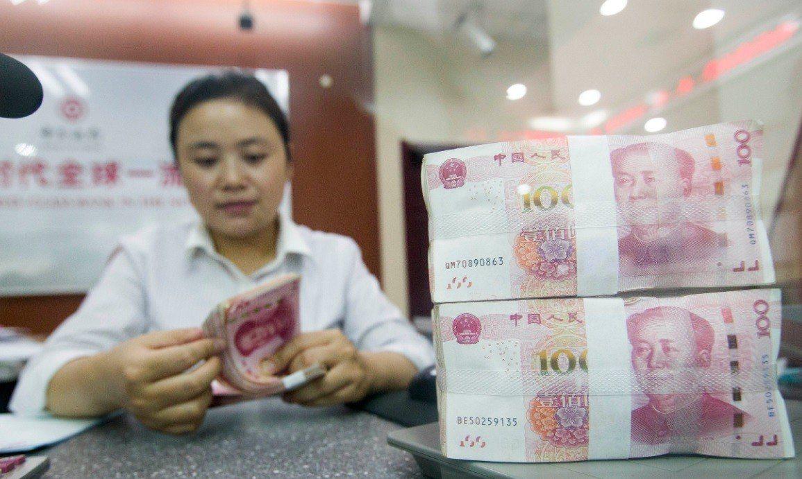 根據IMF最新數據,在各國央行所持有的外匯存底中,人民幣資產佔比升至新高。(中新...