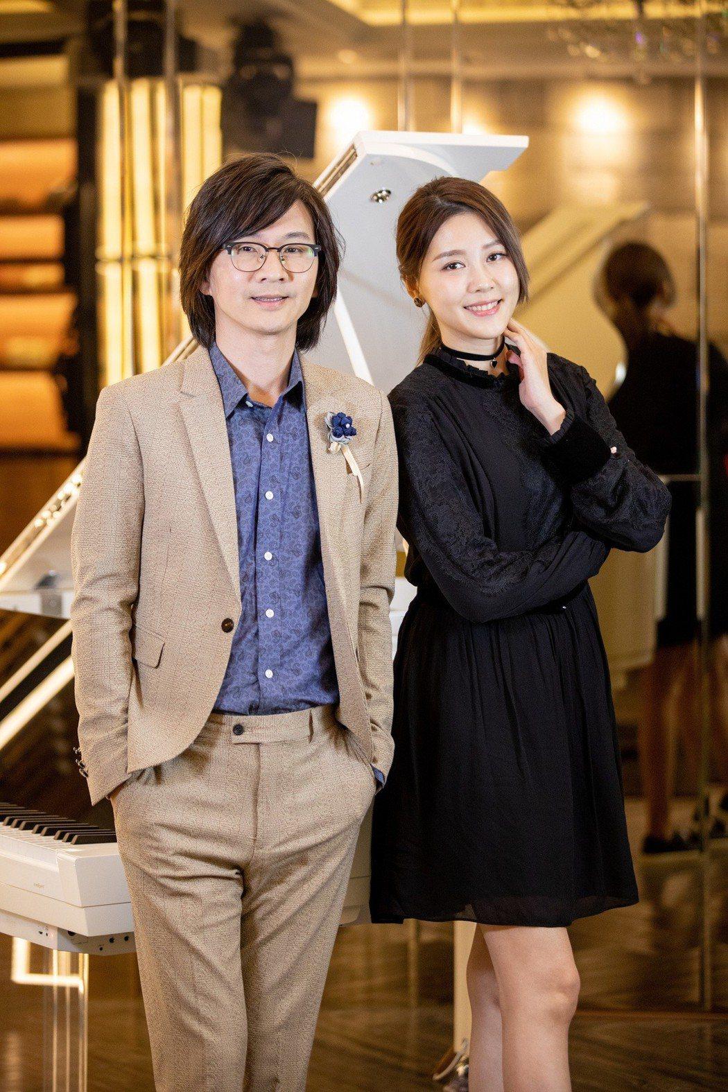 林隆璇演唱會將邀請嚴立婷擔任嘉賓。圖/青田音樂提供
