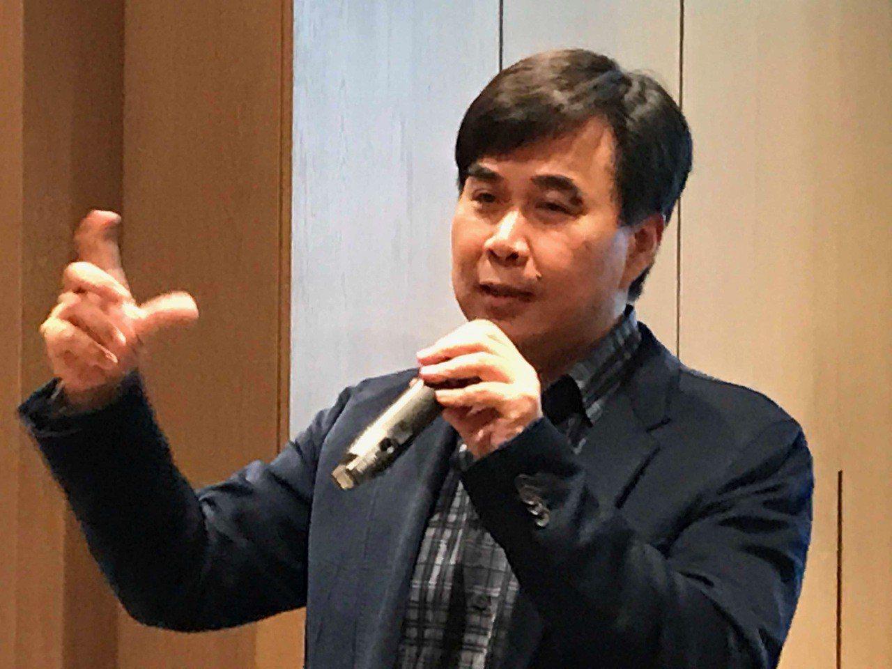 安聯人壽總經理林順才。記者陳怡慈/攝影