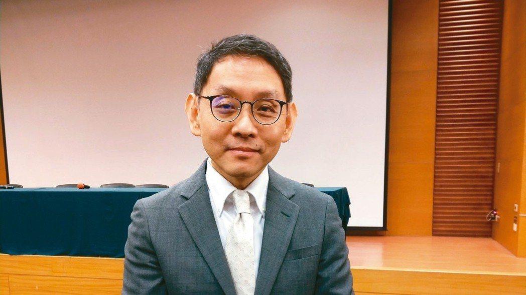 華新科董事長焦佑衡。 報系資料庫