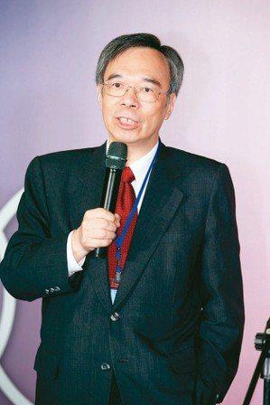 中華仲裁協會理事長李復甸 本報系資料庫