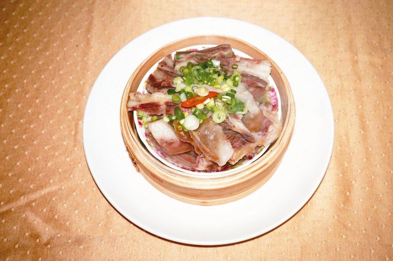 清蒸三層肉 圖/中華民國養羊協會提供