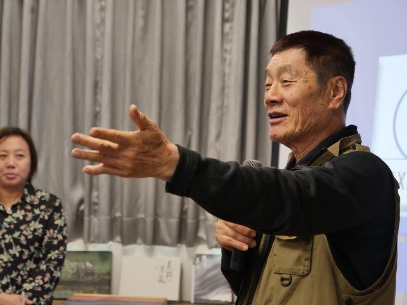荒野保護協會的創會理事長徐仁修,要將過去半世紀所看見的台灣,化做一本關於家的攝影...