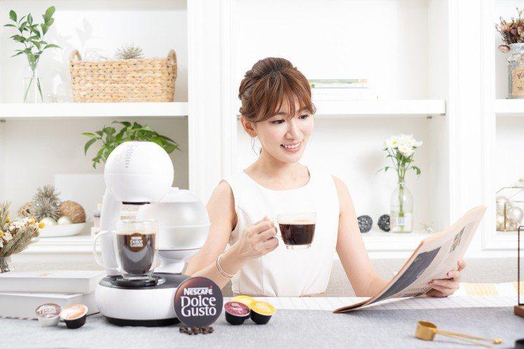 雀巢多趣酷思ESPERTA膠囊咖啡機推仿手沖模式,人人都可以當咖啡職人,享受手沖...